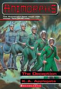 The Deception cover