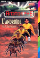 Animorphs 10 the android L androide french cover folio junior