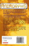 Animorphs 6 the capture UK back cover