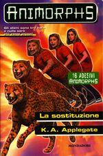 Animorphs 37 the weakness la sostituzione italian cover.jpg