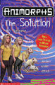 Animorphs 22 the solution UK cover