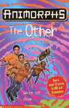 Animorphs 40 the other UK cover