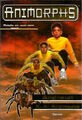 Animorphs 10 the android Androidi Finnish cover