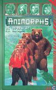 Animorphs 7 the stranger De Opdracht Dutch cover