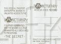 Animorphs Sanctuary passport pages 2-3