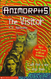 Animorphs 02 the visitor UK cover 1999 edition