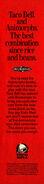 Disney Adventures November 1998 Taco Bell toys small ad