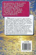 Animorphs 16 the warning L avvertimento italian back cover