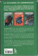 Animorphs 7 8 9 spanish back cover