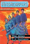 Animorphs 8 (The Alien) E-Book Cover