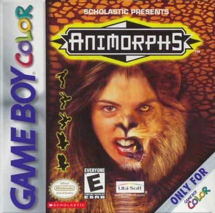 List of Animorphs Merchandise