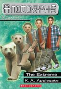 Animorphs extreme book 25 cover hi res