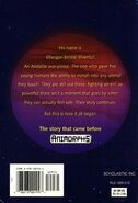 Andalite chronicles back cover