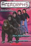 Animorphs 5 (The Predator) E-Book Cover