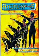 Animorphs book 19 indonesian cover