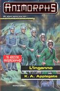 Animorphs 46 the deception L inganno italian cover