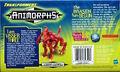 Transformers mega visser three inferno creature in box back