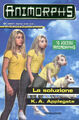 Animorphs 22 the solution La soluzione italian cover