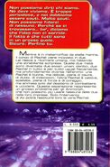 Animorphs 32 the separation La scissione italian back cover