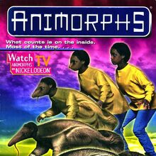 Animorphs 24 the suspicion front cover with watch tv logo.jpg