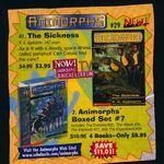 Animorphs 29 the sickness book orders ad.jpg