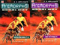 Animorphs 10 the android Người máy vietnamese covers books 19 and 20