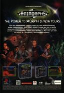 Disney Adventures oct 2000 power to morph shattered reality know the secret game