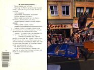 Animorphs 31 the conspiracy inside cover and quote
