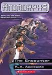 Animorphs 3 (The Encounter) E-Book Cover