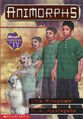 Animorphs 35 the proposal front cover high res