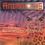 Animorphs megamorphs 2 au temps des dinosaures french canadian cover.JPG