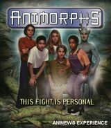 Mm3 fight is personal poster