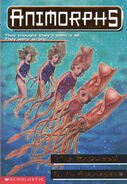 Animorphs 27 the exposed front cover scan