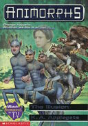 Animorphs 33 the illusion front cover high res