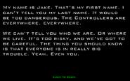 3 animorphs yeerk pool game story intro screen
