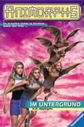 Animorphs 17 The Underground Im Untergrund German cover