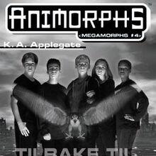 Megamorphs 4 Back to Before Tilbake Til Fortiden Norwegian cover.jpeg