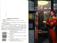 Animorphs 41 familiar inside cover and quote