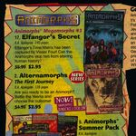 Elfangors secret alternamorphs book orders ad.jpg