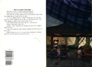 Animorphs 20 the discovery inside cover and quote