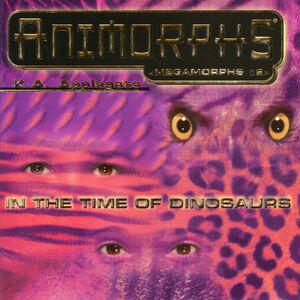 Megamorphs 2 time of dinosaurs cover jake.jpg