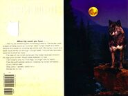 Animorphs 9 the secret inside cover and quote
