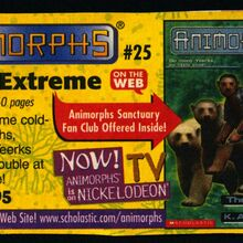 Animorphs 25 the extreme book orders ad.jpg