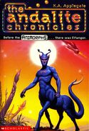 Andalite chronicles front cover hi res