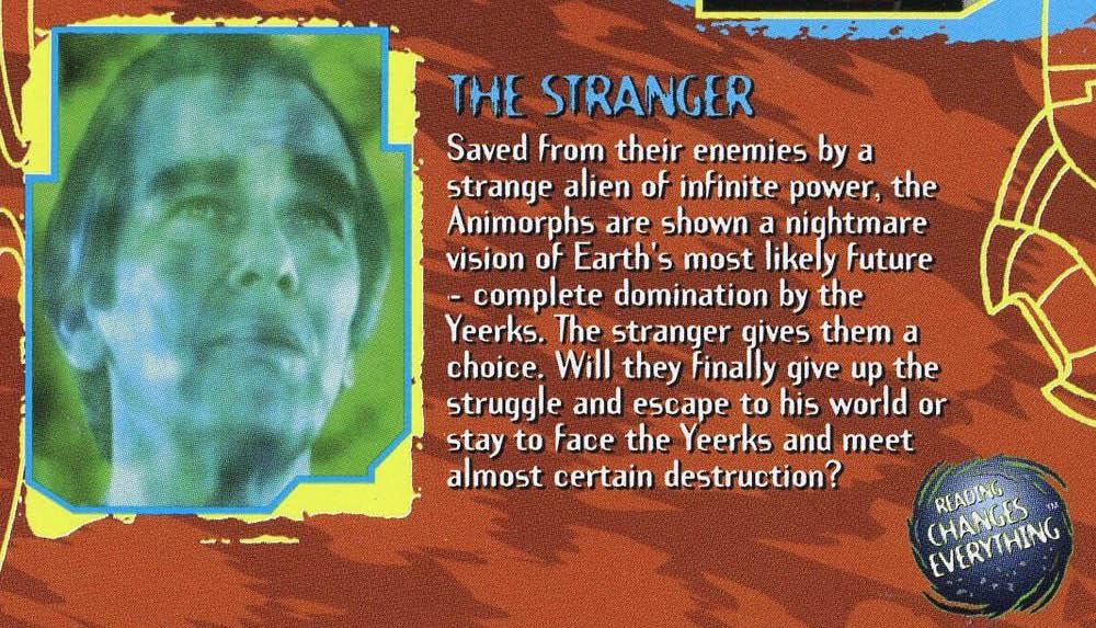 The Stranger (episode)