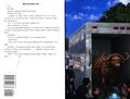 Animorphs 39 The Hidden inside cover and quote