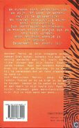 Animorphs 10 the android De androide dutch back cover