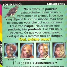 Animorphs 7 the stranger L inconnu french back cover.jpg