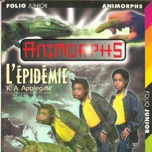 Animorphs 29 the sickness french cover.jpg