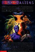 Animorphs aliens poster romas kukalis hi res